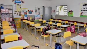Darrot entrega obras de ampliação e modernização de duas escolas na região Leste de Trindade