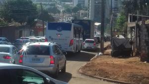SMT estuda ajustes e melhorias nos desvios de obras para minimizar impactos negativos no trânsito