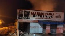 Mais um incêndio em Goiás: residência pega fogo em Silvânia