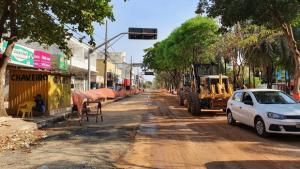 Trecho da Av. Goiás, entre a Av. Anhanguera e a Rua 01, será interditado para obras