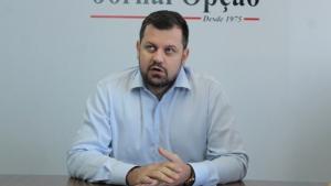 """""""Delegado Waldir está fazendo terrorismo conosco"""", diz Paulo Trabalho"""