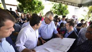 Governo de Goiás vai investir R$ 15 mi nos bairros Madre Germana I e II, em Goiânia e Aparecida