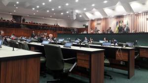 PEC da reforma da previdência estadual é lida em plenário