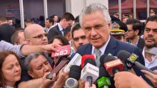 """Caiado garante ter feito """"dever de casa"""" e espera prorrogação da dívida de Goiás com União"""