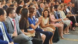 Com presença de Michelle Bolsonaro, OVG lança plataforma para fortalecer voluntariado