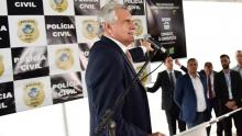 Governo de Goiás apresenta indicadores criminais de 2019
