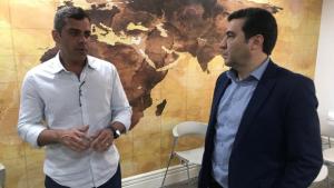 Maior investidor do Brasil diz que tecnologia é importante para o desenvolvimento de Goiás