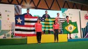 Goiás ganha primeiro ouro nos Jogos Escolares da Juventude
