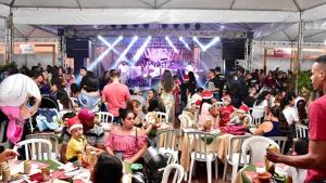Festival Gastronômico de Trindade bate recorde de público e reúne mais de 10 mil participantes