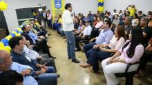 PSDB e MDB devem caminhar juntos em Aparecida de Goiânia