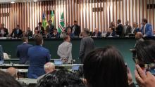 Goiás aciona STF contra exclusão de servidores do Legislativo, Judiciário e MP do novo Estatuto