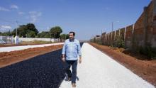 Águas Lindas tem gestão focada em infraestrutura
