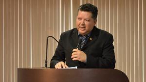 Câmara de Palmas é notificada da cassação de Helio Santana