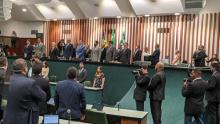 """""""A composição da CCJ nesta casa é histórica"""", diz Karlos Cabral sobre mudanças no Regimento"""