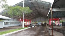 """""""Carnaval do Amor' terá tendas, palco e pista iluminada"""