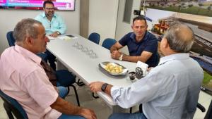 Ex-prefeito de Santa Rita do Araguaia, João Batista anuncia pré-candidatura