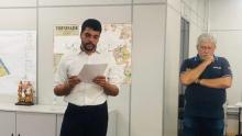 Marden Júnior deixa secretaria para concorrer a Prefeitura de Trindade