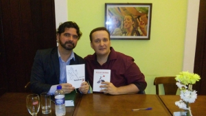 A irmandade na poesia: entrevista com Wladimir Saldanha e João Filho