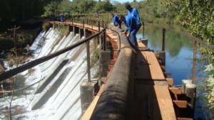 Transposição do Capivari garante abastecimento durante a estiagem em Anápolis