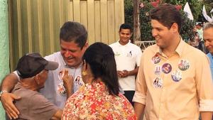 """Lucas Calil comemora liderança de Aberlardo em Inhumas: """"Será a vitória do povo"""""""