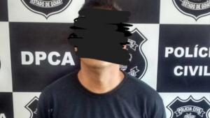 Homem é preso suspeito de abusar sexualmente de vizinho de 9 anos