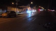 Pedestre morre ao tentar atravessar BR-153, na Vila Morais