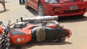 Entregador morre durante o trabalho após acidente de trânsito em Goiânia