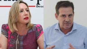 Justiça determina suspensão de duas propagandas de Adriana Accorsi por ataques a Vanderlan