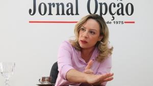 Adriana Accorsi menospreza empate de Bolsonaro com Lula na pesquisa em Goiás