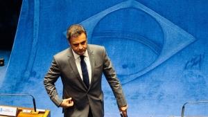 Ministro do STF determina volta de Aécio Neves ao Senado
