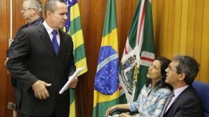 Vereadores afirmam que, se Marconi Perillo entrar no páreo, Paulo Garcia pode perder presidência da Casa municipal