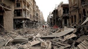A terceira guerra mundial poderá começar na Síria