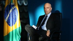 Alexandre de Moraes toma posse no Supremo Tribunal Federal