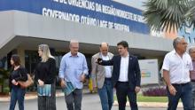 Secretário do Mato Grosso do Sul sinaliza replicar modelo da saúde goiana em seu Estado