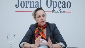 """Ana Carla Abrão: """"Quem votou contra a renegociação da dívida dos Estados não leu o projeto"""""""