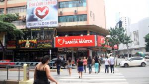 Prefeitura estuda dar desconto no IPTU para limpar fachadas do Centro de Goiânia