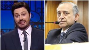 Anselmo Pereira vira piada nacional durante programa de Danilo Gentili