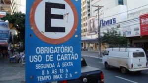 Área Azul vai passar de 2 mil para 20 mil vagas em Goiânia