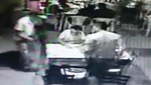 PM chega após arrastão em restaurante de Aparecida; veja vídeo