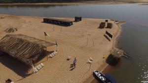 MPF em Goiás requer demolição de 45 casas construídas às margens do Rio Araguaia