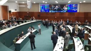 PL de reinstituição dos incentivos fiscais é aprovado em segunda votação na Alego
