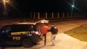 Homem é preso por ato libidinoso em ônibus de Anápolis a Goiânia