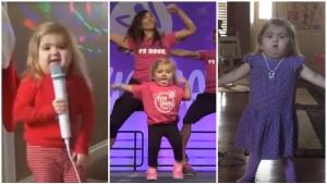 Conheça Audrey: A garotinha que ganhou as redes ao som de One Direction