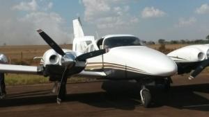 Caso do avião encontrado em Piracanjuba pode ter sido golpe político contra Marcelo Miranda