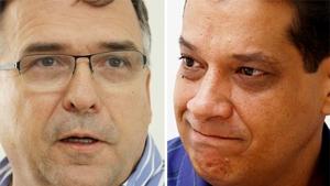 Deputados Sandro Mabel e Armando Vergílio planejam ser vice de Iris Rezende em 2016