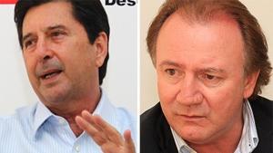Maguito e Friboi se unem para reduzir poder de Iris Rezende no PMDB. Mas o veterano reage