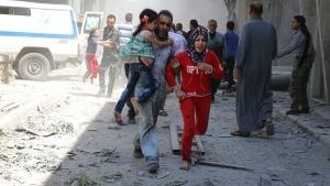 A carnificina na Síria vai continuar