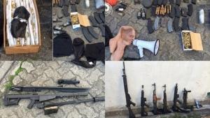 Dois criminosos presos em São Paulo confirmam que participaram de assalto a carros-fortes em Goiás
