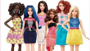 Alta, pequena e com curvas: Barbie lança bonecas com três novos formatos de corpo