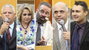 """Base de Paulo Garcia apoia Comissão de Inquérito que apura """"esquema de pastinhas"""""""